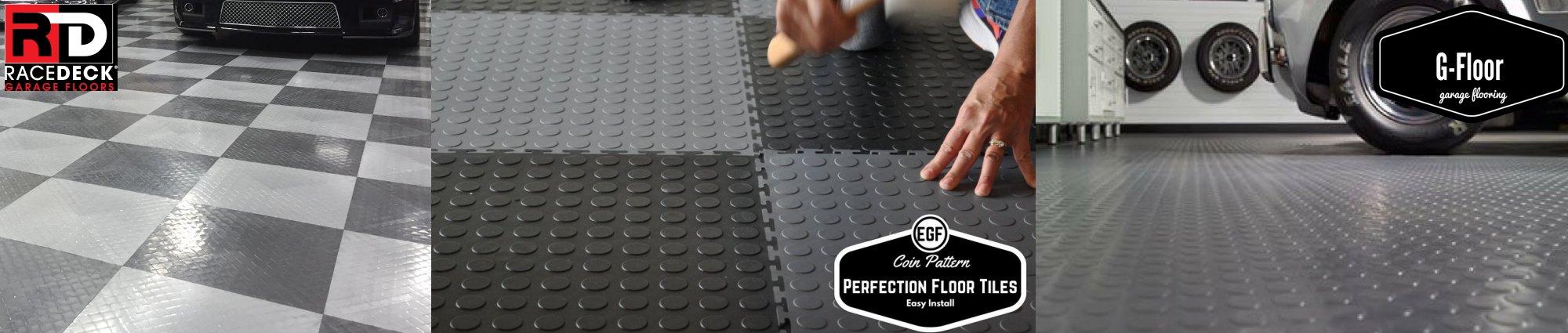 Perfection garage floor tile