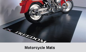 Motorcyle, ATV and Small Equipment Mat