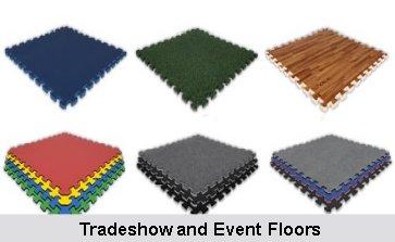 Trade Show Event Flooring