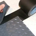 Acrylic Adhesive / Glass Cloth Tape Black