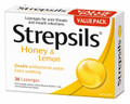 Strepsils Honey & Lemon 36 Lozenges