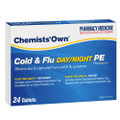 Chemists' Own Cold & Flu Day/ Night PE - 24 Tabs