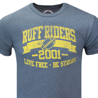RUFF RIDERS TOUCHDOWN