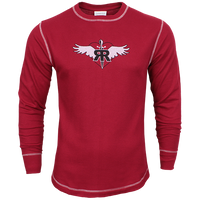 RUFF RIDERS COMMITMENT (Red Thermal)