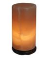Cylinder Salt Rock Lamp