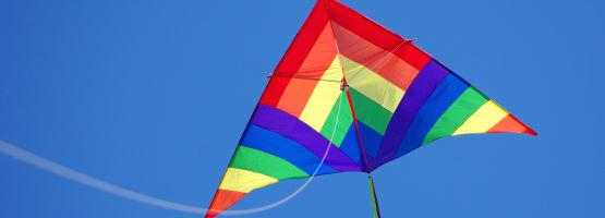 Delta kites