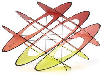 Prism EO6 Box Kite - Fire
