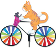 Kitty Bicycle Spinner