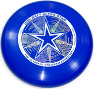 Ultra-Star 175 Gram Sport Disc-Royal Blue