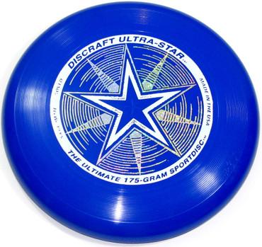 Ultra-Star 175 Gram Sport Disc-Royal Blue