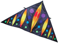 9ft Delta Kite - Circles and Spears