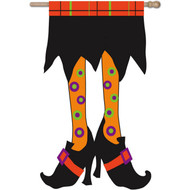 Witch Legs Banner
