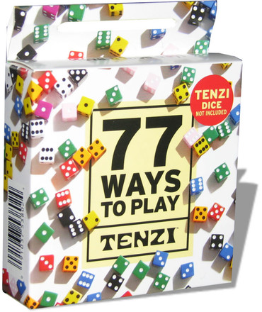 77 Ways To Play Tenzi Card Set