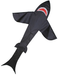 Shark Kite - 7ft - Black
