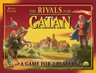 The Rivals for Catan Card Game
