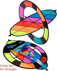 Prism Spinning Flip Kite - Spectrum