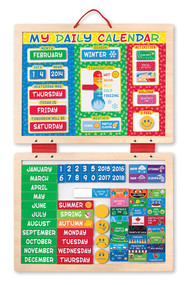 Magnetic Daily Calendar