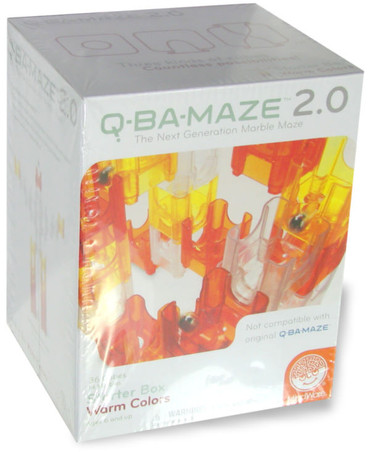 Q-Ba-Maze 2.0 - Warm Colors