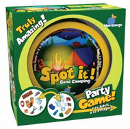 Spot It Camping Game
