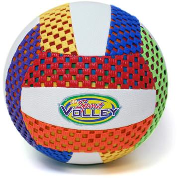 Beach Volleyball with Gripper Mesh