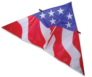 9ft Delta Kite - Patriotic