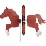 Chesnut Horse Petite Spinner