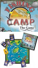 Camp Fishing Game