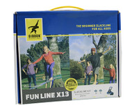 40' Slackline with Teaching Line