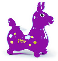 Rody Horse - Purple