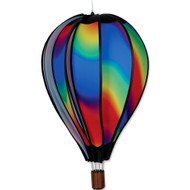 "22"" Hot Air Balloon Hanging Spinner - Wavy"
