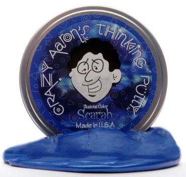Crazy Aaron's Thinking Putty Super Illusion - Super Scarab