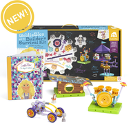 GoldieBlox Builders Survival Kit