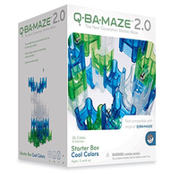 Q-BA-MAZE 2.0 Starter Box - Cool Colors