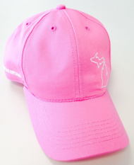 Michigan Awesome Hat - Pink