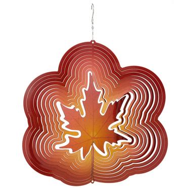 """Spectrum Spinner: 12"""" Leaf"""