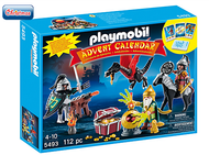 Playmobil Dragon's Treasure Battle Advent Calendar