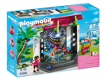 Playmobil: Children's Club w/ Disco