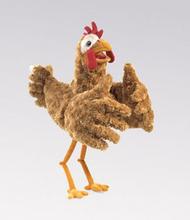 Folkmanis Chicken Hand Puppet