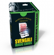 Marvin's Magic: Svengali Magic Cards