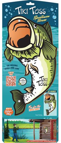Tiki Toss: Bass