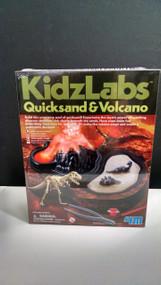 Kidzlabs: Quicksand & Volcano