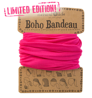 Natural Life Limited Edition Pink Boho Bandeau