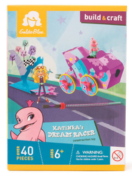 GoldieBlox Katinka's Dream Racer