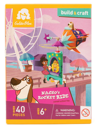 GoldieBlox Nacho's Rocket Ride