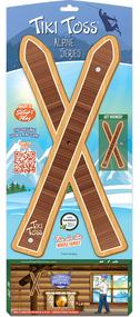 Tiki Toss: Ski