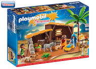 Playmobil: Nativity Stable with Manger