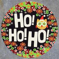 Ho Ho Ho Car Magnet