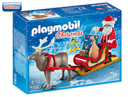 Playmobil Santa's Sleigh with Reindeer