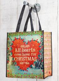 All Hearts Come Home For Christmas Bag