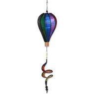 "12"" Hot Air Balloon Hanging Spinner - Holographic"